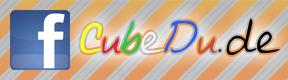 CubeDu.de auf Facebook »